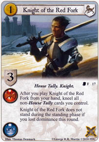 Knight of the Red Fork