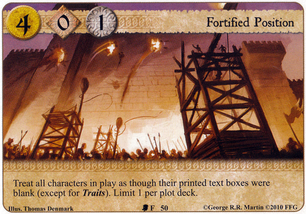Kalh drogo + Fortified Position Gallery_6_22275