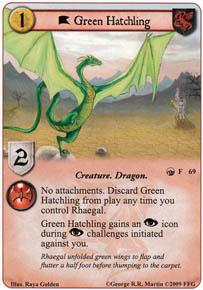 Green Hatchling