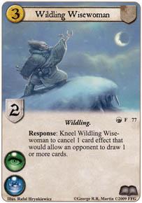 Wildling Wisewoman