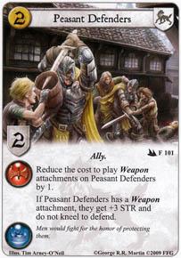 Peasant Defenders