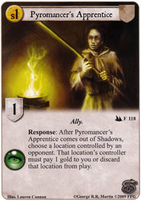 Pyromancer's Apprentice