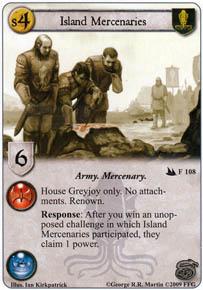 Island Mercenaries