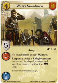 Weary Swordsmen