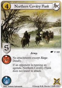 Northern Cavalry Flank