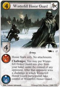 Winterfell Honor Guard