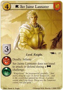 Ser Jaime Lannister