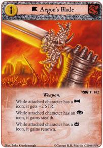 Aegon's Blade