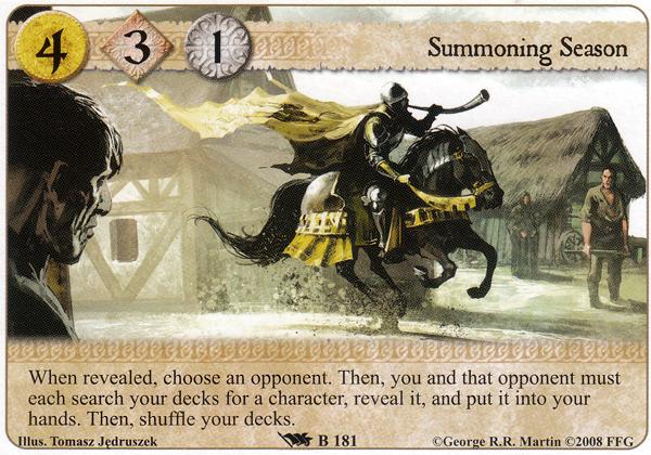 [mélée] Le deck sans Âme ou quand les stark combattent sous la bonne banniere (10e de mélée TOURS) Gallery_11_206782