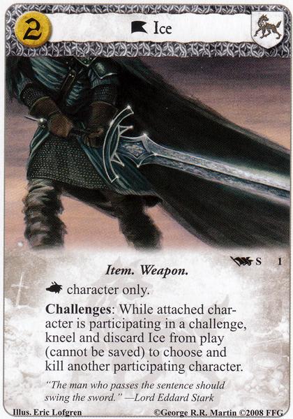 [mélée] Le deck sans Âme ou quand les stark combattent sous la bonne banniere (10e de mélée TOURS) Gallery_11_258345