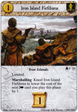 Iron Island Fiefdoms