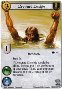 Drowned Disciple