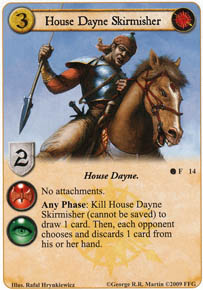 House Dayne Skirmisher