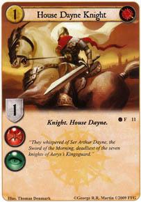 House Dayne Knight