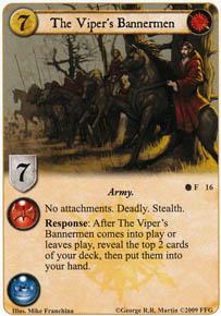 The Viper's Bannermen