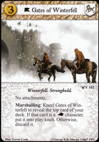 Gates of Winterfell