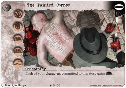 The Painted Corpse