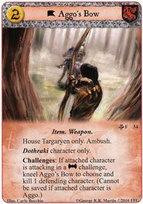 Aggo's Bow