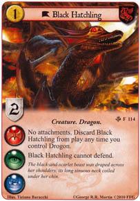 Black Hatchling