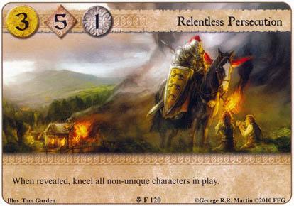 Relentless Persecution