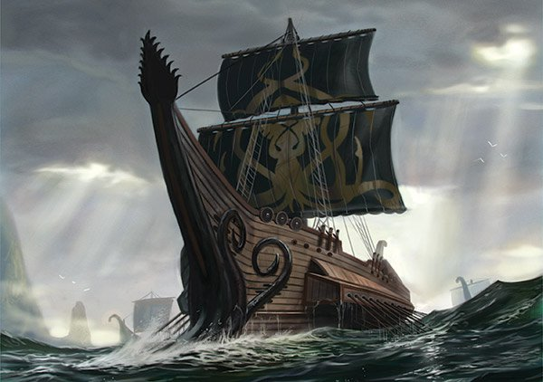A Game Of Thrones 2nd Edition Speculation House Greyjoy