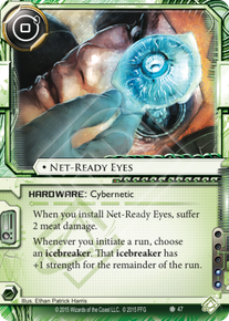 Net-Ready Eyes