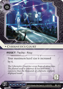 Cybernetics Court