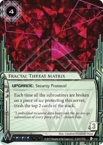 Fractal Threat Matrix
