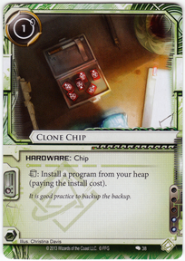 clone chip