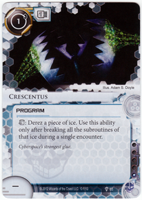 Android Netrunner LCG: A Study in Static Data Pack ...
