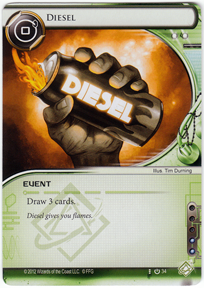 [Android: Netrunner] Deck - Kate Solid Ffg_diesel-core