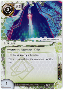 Pipeline Core Android Netrunner Lcg Android