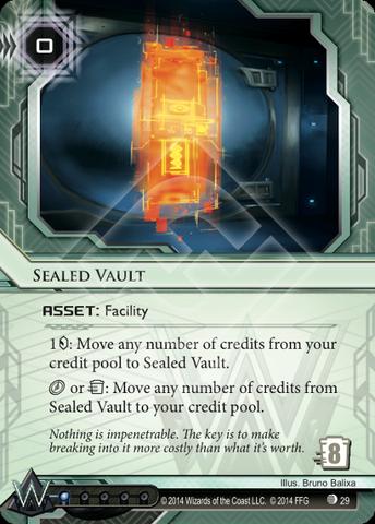 Sealed Vault