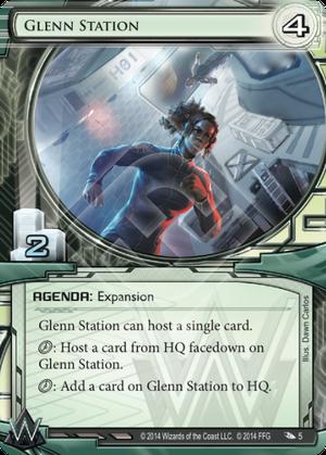 Glenn Station