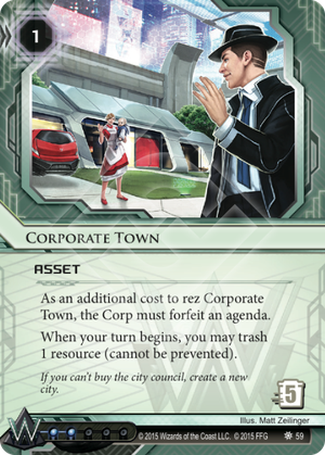 Corporate Town
