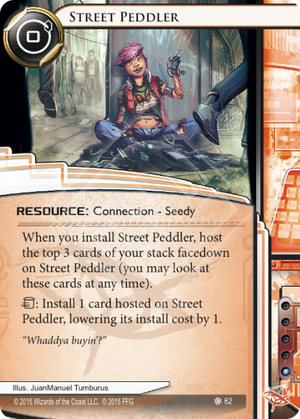 Street Peddler