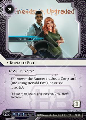 Ronald Five