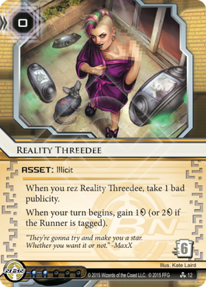 Reality Threedee