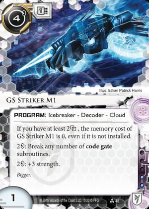GS Striker M1