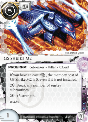 GS Shrike M2