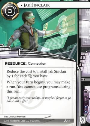 Jak Sinclair