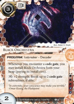블랙 오케스트라