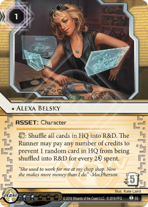 Alexa Belsky