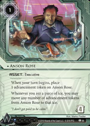 Anson Rose