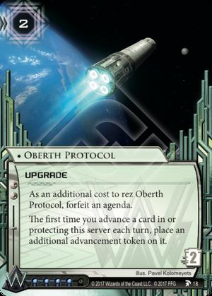 Oberth Protocol
