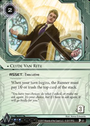 Clyde Van Rite
