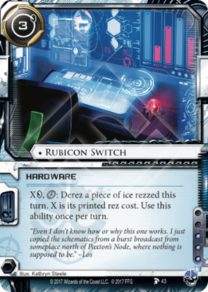 Rubicon Switch