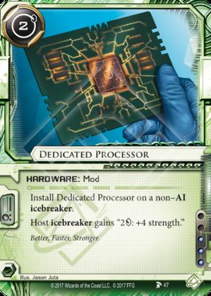 Dedicated Processor