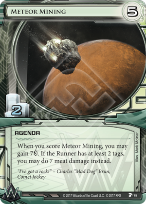 Meteor Mining