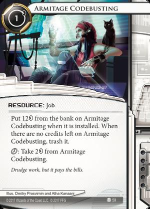 Armitage Codebusting